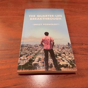 Signed Copy - The Quarter-Life Breakthrough